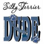 Silky Terrier DUDE Photo Sculptures