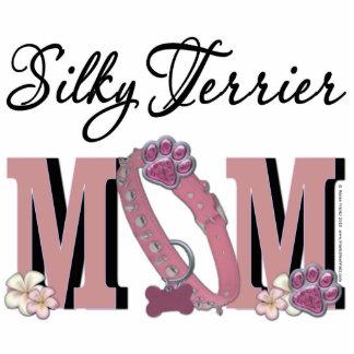 Silky Terrier MOM Cutout