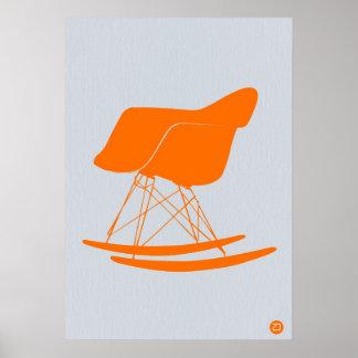 Silla de Eames Posters