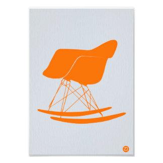 Silla de Eames Impresión Fotográfica