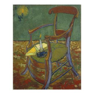 Silla de Gauguins de Vincent van Gogh Fotos