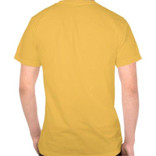 Silla de montar pélvica extraña de Seat de bicicle Camisetas