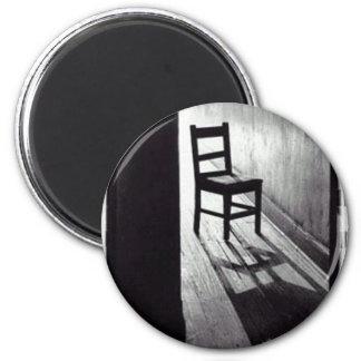 silla imanes para frigoríficos