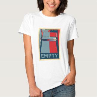 Silla Obama invisible PoliticalSatire de T-shirt