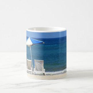 Sillas de playa taza