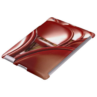 Sillas plegables rojas