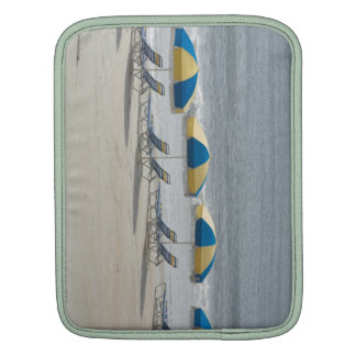sillas y paraguas de playa fundas para iPads