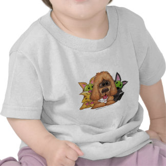 Silly and Tig with Sassie-Pet Adoption is LOVE T Shirt
