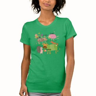 Silly Animals Shirt