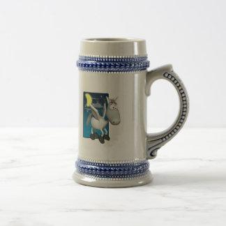 silly baby pegasus coffee mug