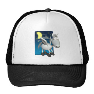 silly baby pegasus hats