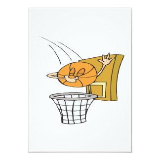 Silly Basketball Card