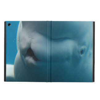 Silly Beluga Whale Case For iPad Air