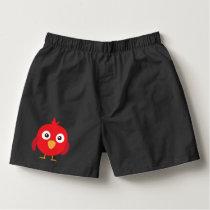silly birds | men underwear boxers
