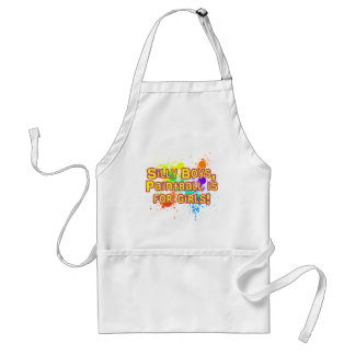 Silly Boys Aprons