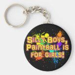 Silly Boys Keychain
