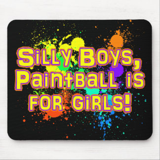 Silly Boys Mouse Pads