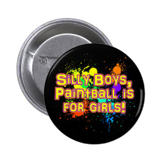 Silly Boys Pin