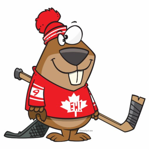 Canadian Hockey Cartoons and Comics  funny pictures from