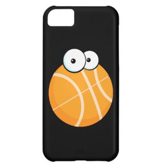 silly cartoon character basketball sports cartoon iPhone 5C case
