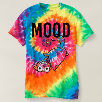Silly Cat Mood Shirt
