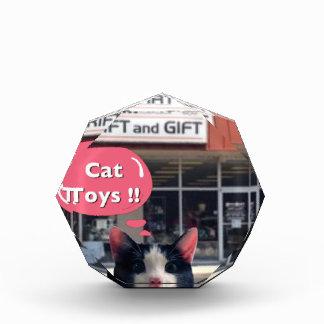 Silly Cat Toys! Award