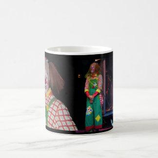 SILLY CIRCUS CLOWN mug
