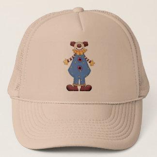 Silly Circus Clown Trucker Hat