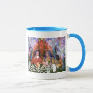 Silly Coffee with Urus and Vitus Mug