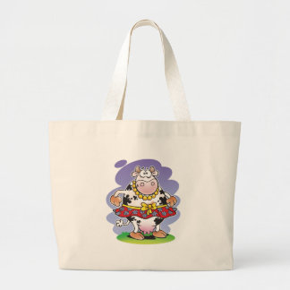 Silly Cow Matilda Canvas Bag