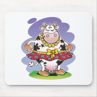 Silly Cow Matilda Mouse Pad