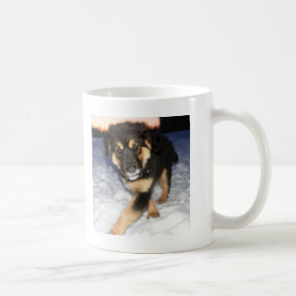 Silly Dog photo Coffee Mug