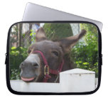 Silly Donkey Laptop Sleeve