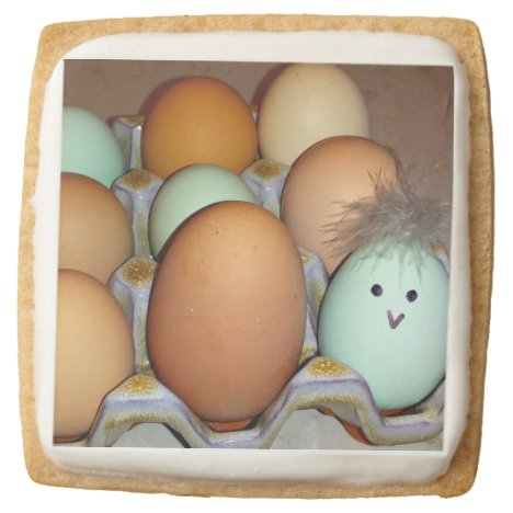 Silly Easter Eggs - Cookies