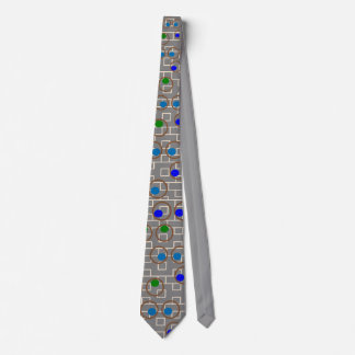 Silly Eye Balls Optometrist Tie