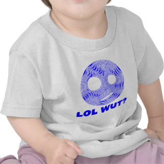 Silly Face LOL WUT? Humor Shirt