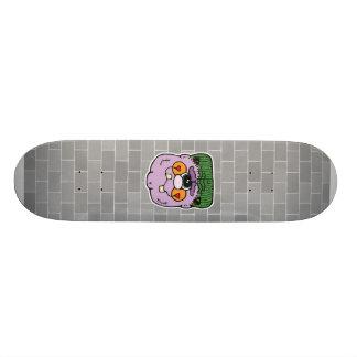 silly frankenstein skate board decks