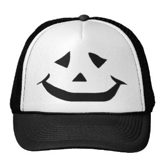 Silly, Funny Adorable Customizable Halloween Faces Trucker Hat