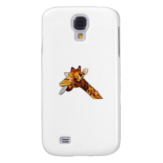 Silly Giraffe Galaxy S4 Cases