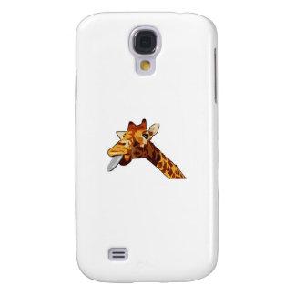 Silly Giraffe Galaxy S4 Cover