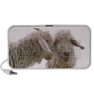 Silly Goats Photo Notebook Speakers