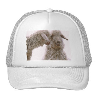 Silly Goats Photo Trucker Hat