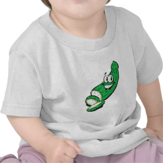 silly happy cucumber tees