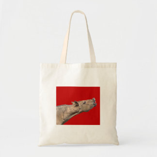 Silly Horse Tote Bag
