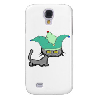Silly Jester Cat HTC Vivid / Raider 4G Cover