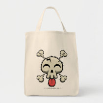 Silly Jolly Roger Tote Bag