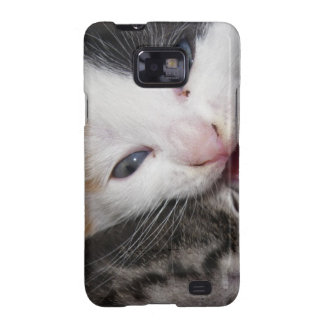 Silly Kitty Samsung Galaxy S2 Cases