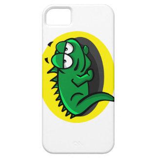 Silly Lizard Cartoon iPhone SE/5/5s Case