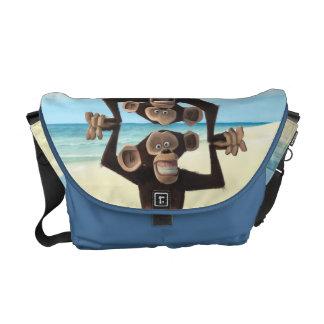 Silly Mason and Phil Messenger Bag