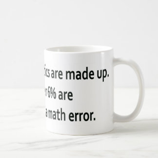 silly math joke Mug